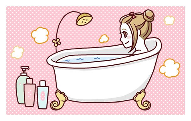中 入り 生理 方 風呂 お